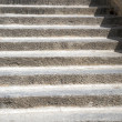Rungs of stone stairs — Stock Photo #6589024