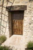 Mill door — Stock Photo