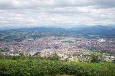 Oviedo city landscape — Stock fotografie
