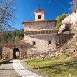 Stock Photo: Suso monastery entry