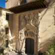 Monastery at segovia — Stock Photo