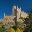 Segovia fortress — Stock Photo