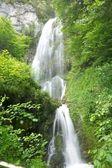 Aguasaliu waterfall — Stock Photo