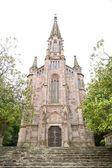 Church in Comillas — Stock Photo