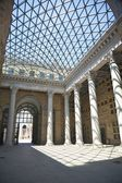 Skylight and great colonnade — Stock Photo