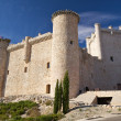 Stock Photo: Castle of Torija