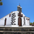 Stock Photo: Hermitage at La Palma