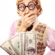 Dirty money - Stock Photo