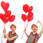 Happy Valentine's — Stock Photo #5821668