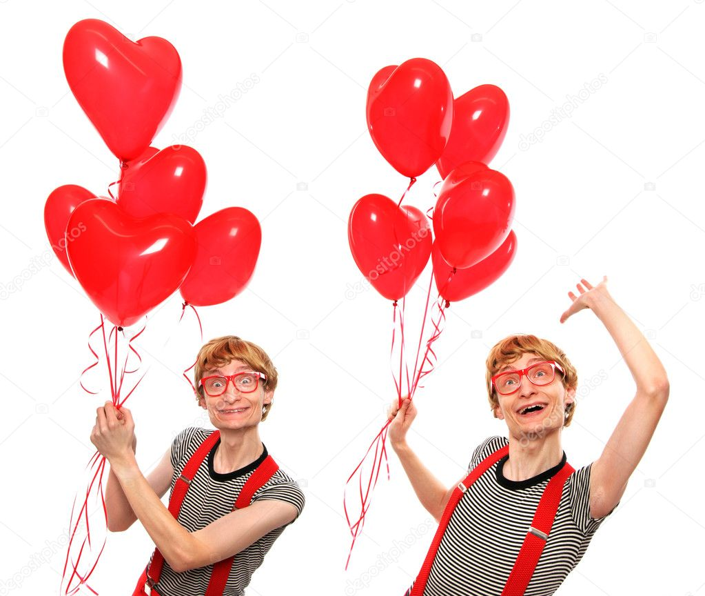 Happy Valentine's  Stock Photo #5821668