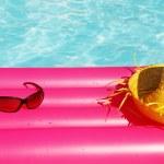 Snorkeling equipment — Stock Photo #5854096