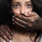 Domestic violence — Stock Photo