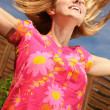 Happy woman — Stock Photo #5854203