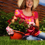 Summer gardening — Stock Photo #5854209