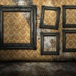 Stock Photo: Ornate frames