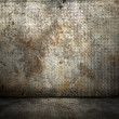 Grunge rusty interior — Stock Photo