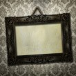 Beautiful ornate frame — Stock Photo #5854287