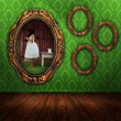 Ornate frames — Stock Photo #5854304