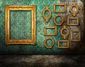 Ornate frames — Stock Photo