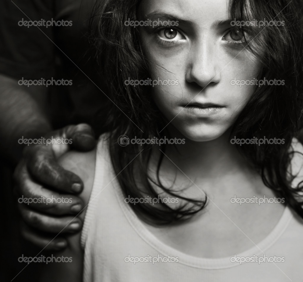 Domestic violence — Stock Photo #5854121
