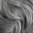 Beautiful human hair - Stock Photo