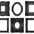 Beautiful ornate frames — Stock Photo #6684835