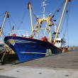 Stock Photo: Trawler