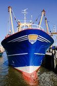 Fish trawler — Stock Photo
