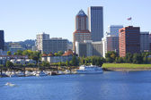 Portland OR., skyline. — Stock Photo