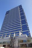 The Fox Tower Portland OR. — Zdjęcie stockowe