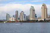 San Diego skyline. — Stock Photo