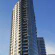 New condominium complex high rises, Portland OR. — Stock Photo #5822369