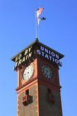 Union Station, Portland OR. — Stock Photo
