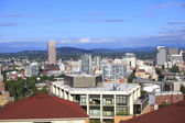 Portland Oregon Cityscapes. — Stock Photo