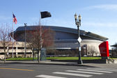 Blazer's stadium, Portland OR. — Stock Photo