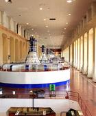 Power house, Turbines generators, OR. — Stock Photo