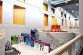 Inside the main powerhouse, Bonneville OR. — Stock Photo
