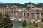Bonneville barragem norte oeste, oregon. — Foto Stock