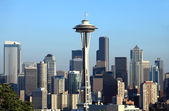 Seattle skyline. — Stock Photo