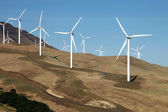 Wind energy technonologies. — Stock Photo