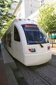 Max public transport, Portland O — Stock Photo