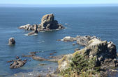 Ecola state park, Oregon coastline. — Stock Photo