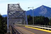 Bridge of the gods, Oregon. — Stock Photo