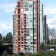High rise residency Vancouver BC Canada. — Stock Photo #6736776