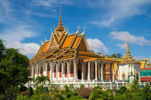 The Silver Pagoda in Phnom Penh — Stock Photo