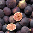 Fresh figs - Foto Stock