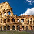 The Colosseum in Rome - Foto de Stock
