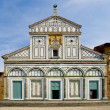San Miniato al Monte - Stock Photo