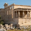 The Erechtheion - Foto Stock