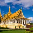 Stock Photo: Royal Palace in Phnom Penh